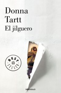 Coberta: El jilguero. Donna Tartt